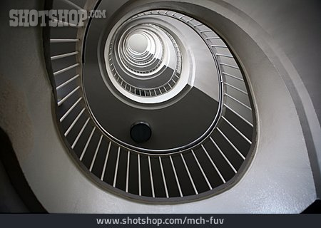 Stairway, Spiral Staircase
