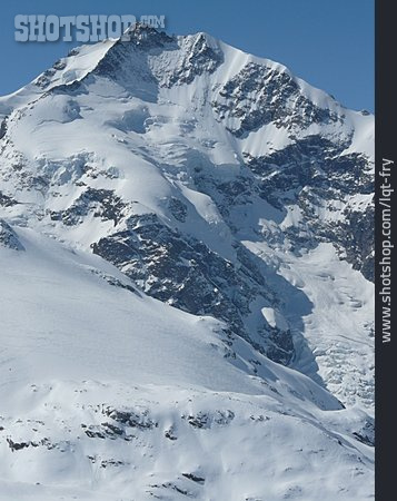 Mountain, Piz Bernina, Bernina Group