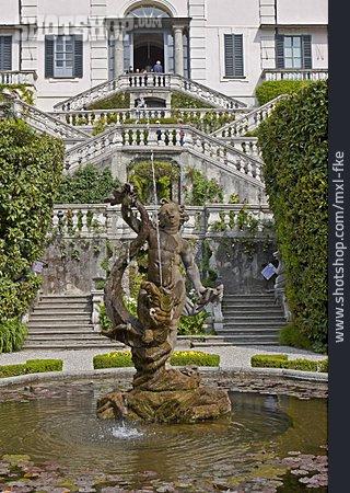 Fountain, Villa Carlotta