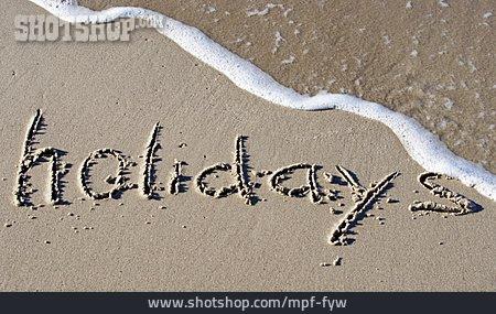 Holiday & Travel, Beach Holiday, Holidays