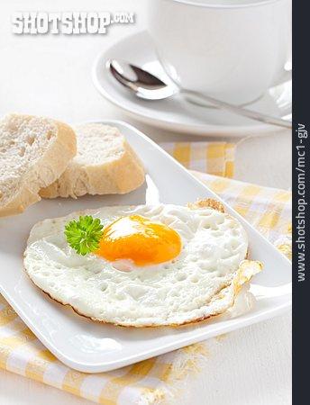 Breakfast, Fried Egg