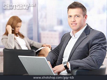 Businessman, Job & Profession, Office Assistant