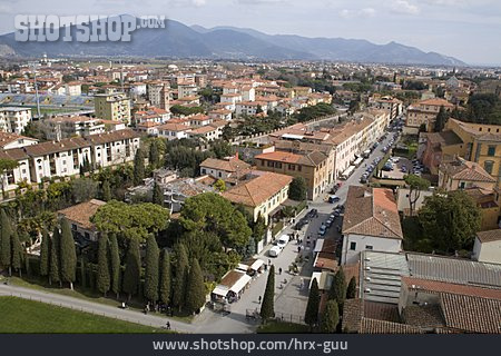 City View, Italy, Pisa