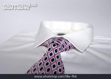 Tie, Shirt, Men's Clothing