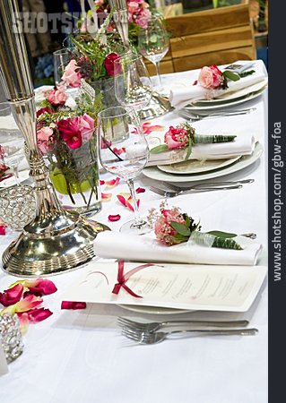 Table Decoration, Banquet, Wedding Table