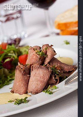 Appetizer, Roast Beef, Dish