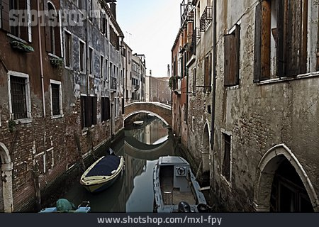 Canal, Old Town, Venice