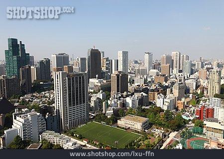 City View, Tokyo, Shibuya