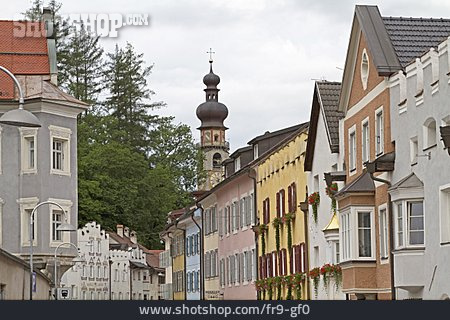 Steeple, Bruneck