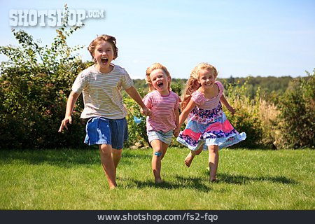 Running, Race, Omitted, Children