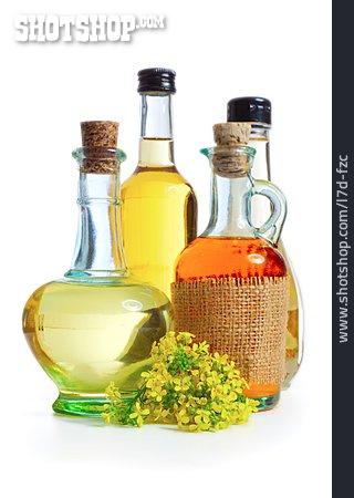 Oil Bottle, Oil, Rapeseed Oil
