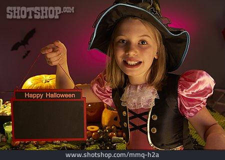 Stage Costume, Blackboard, Halloween