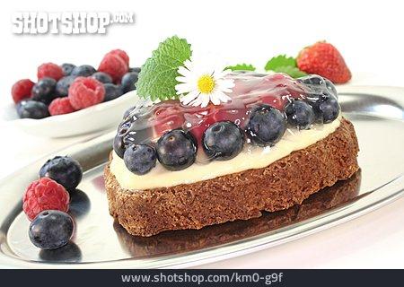 Tartlet, Fruit Tart