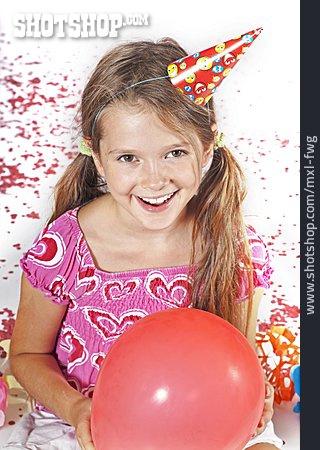 Girl, Children Birthday, Birthday Child