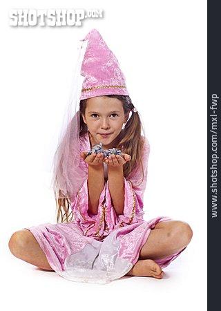Stage Costume, Carnival, Princess
