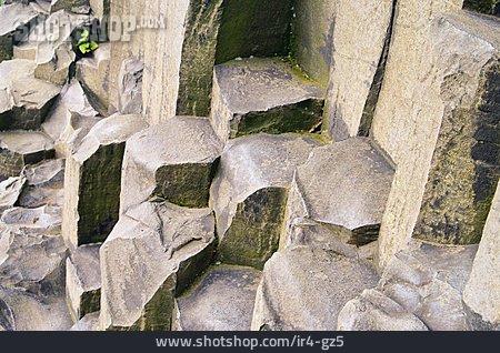Basalt, Rock Formation, Panská Skála