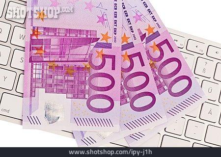 Money, Online Shopping, E Commerce