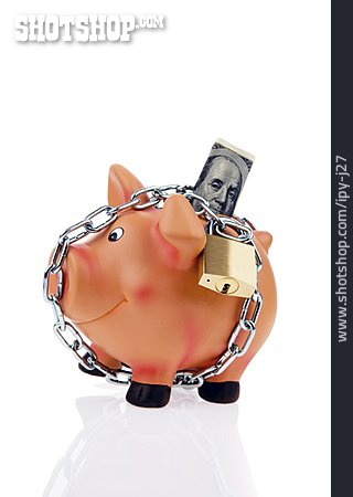 Savings, Piggy Bank, Investment, Us Dollar, Currency Account