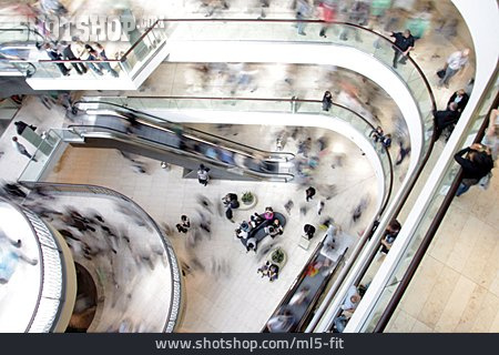 Purchase & Shopping, Human Crowd, Consumption, Economy, Purchasing Power, Shopping Mall