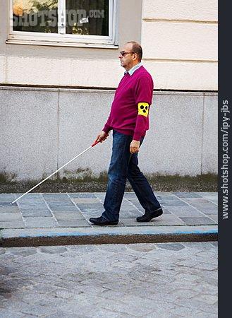 Walking, Visual Impairment, Blind