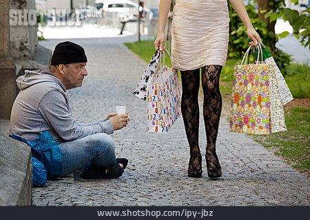 Poverty, Beggar, Social Differentials