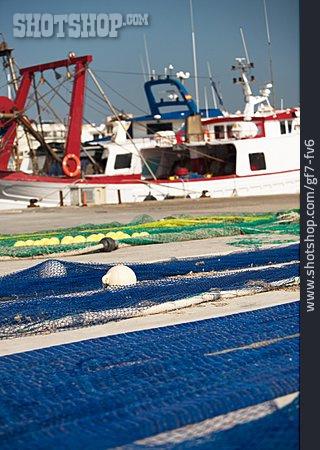 Fishing, Fishing Net, Fishing Boat