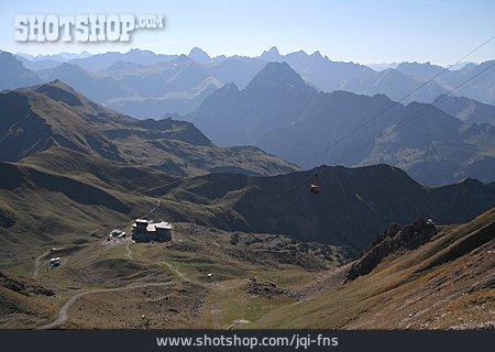 Bavaria, Fog Horn, Allgäu Alps