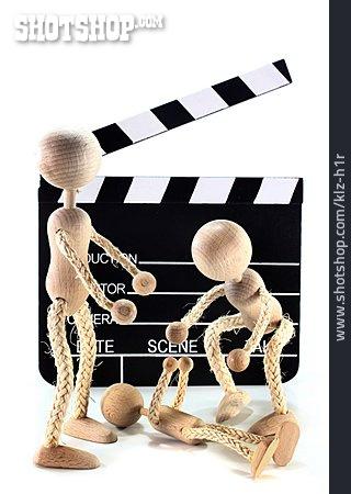 Dolls, Actor, Movie Scene