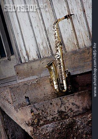 Wind Instrument, Musical Instrument, Saxophone