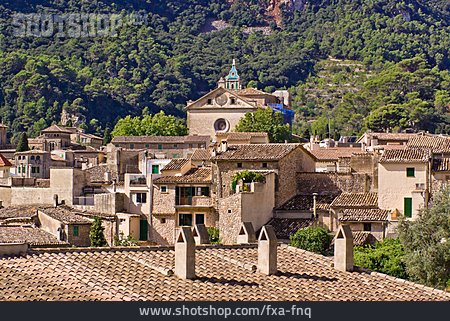 Majorca, Valldemossa