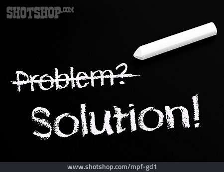 Solution, Problem, Troubleshooting