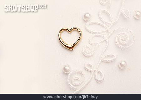 Jewelry, Heart, Gold Jewellery