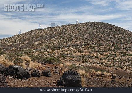 Observatory, Observatorio Del Teide