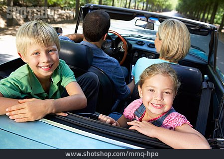 On The Move, Convertible, Family Outing