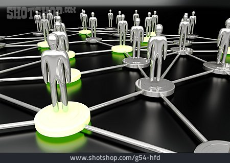 Figurine, Relation, Social Network