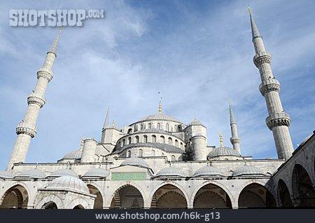 Mosque, Istanbul, Sultan Ahmet Mosque
