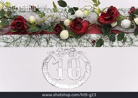 Table Decoration, 10, Jubilee
