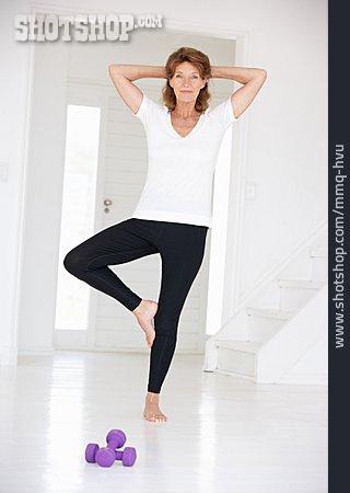 Balance, Yoga, Workout