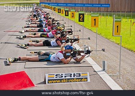 Shooting, Rifle, Biathlon