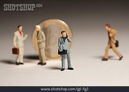 Economy, Capitalism, Financial Crisis, Banker