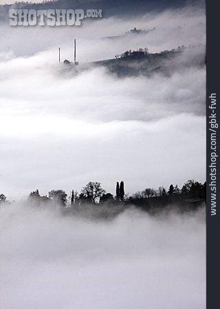 Fog, Sea Mist