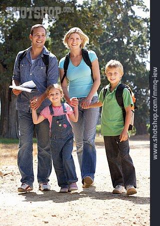 Family, Excursion, Family Outing