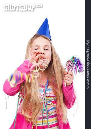 Girl, Celebration & Party, Children Birthday