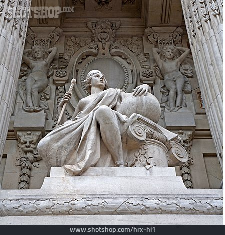 Magnificently, Statue, Petit Palais