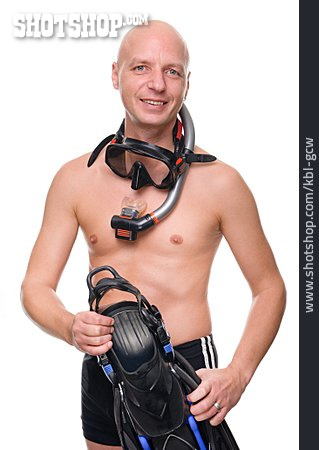 Diver, Diving Accessories