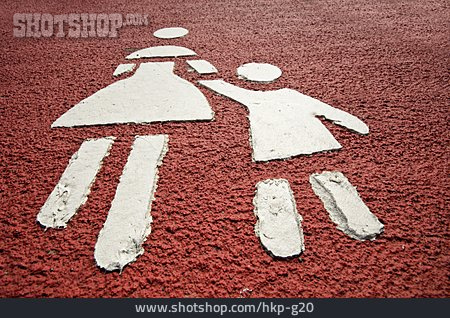 Pedestrian, Walkway
