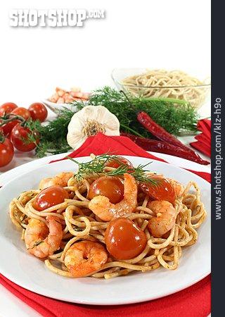 Pasta Dish, Spaghetti, Pasta