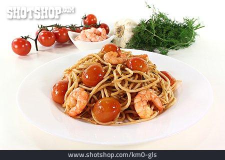 Seafood, Pasta, Italian Cuisine