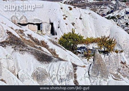 Felswohnung, Goreme, Cappadocia