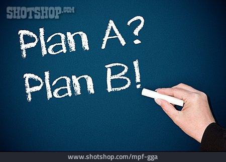 Plan, Choice